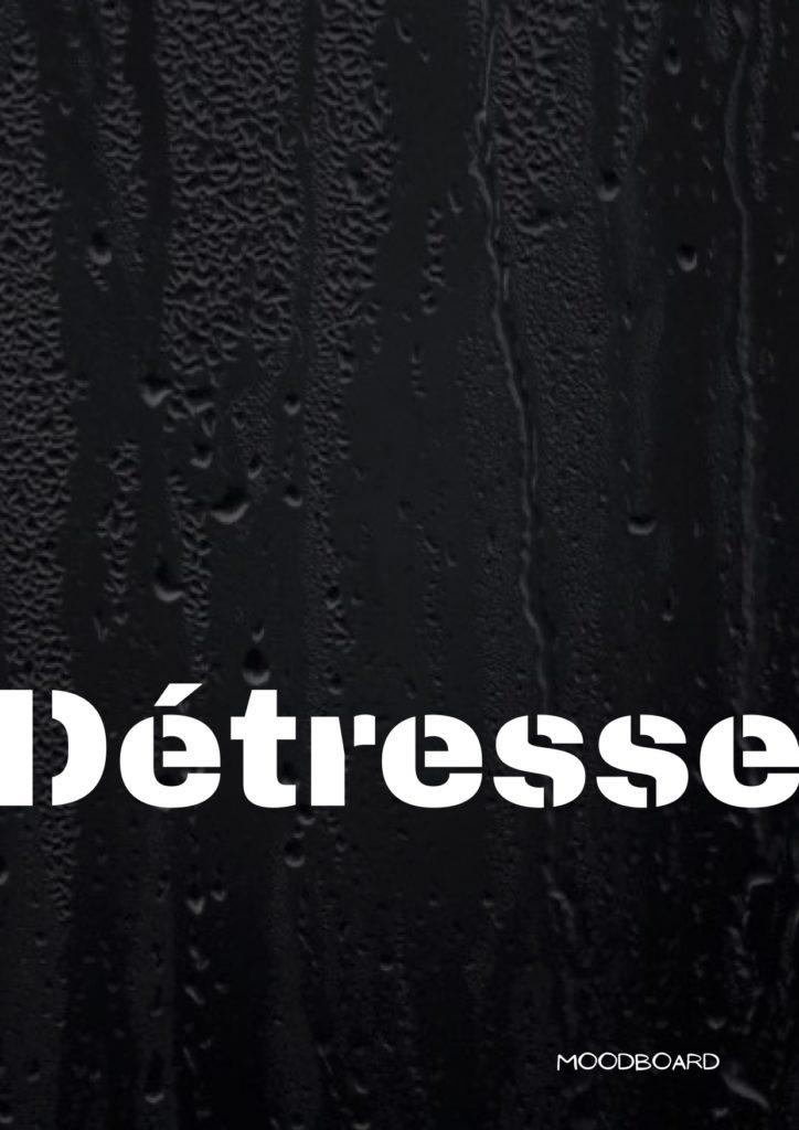 Détresse